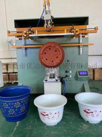 乌鲁木齐陶瓷花盆丝印机