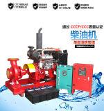 柴油机消火栓泵,柴油机深井消防泵组