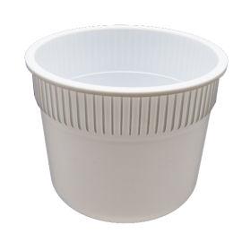 380毫升一次性环保塑料杯 可微波炉PP材质