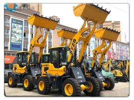 铲车厂家销售  小型装载机