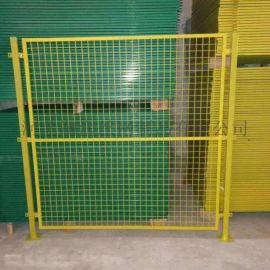 昆明车间工厂隔离网 绿色车间安全防护网
