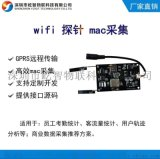 wifi探针 mac采集 远程传输数据 客流量统计