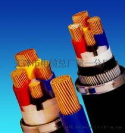 ZRA-YJV22阻燃钢带铠装电力电缆