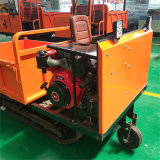 自卸式工程履带运输车 小型农用履带运输车