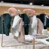 鸭宝宝跑量好卖的羽绒服品牌折扣女装