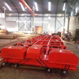 路邦自动纠偏混凝土摊铺机 六滚轴混凝土摊铺机厂家