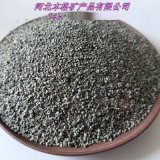 廠家供應骨料地坪灰色金剛砂 高硬度耐磨除鏽用亮黑砂