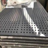 定制门头铝单板 冲孔包柱铝单板
