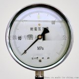 YX(N)C-BF系列电接点压力表