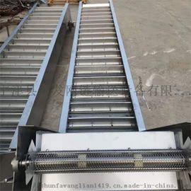 宁津顺发专业定制不锈钢链板厂家