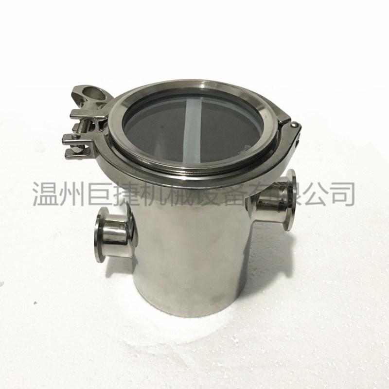 不鏽鋼空氣阻斷器,快裝空氣阻斷器 阻隔器