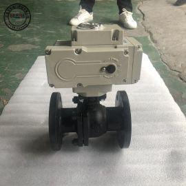 Q941F-16C DN50開關型電動法蘭球閥