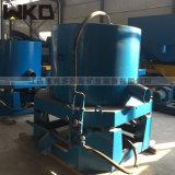 金矿水套式离心机 金尾矿设备 100自动离心选矿机
