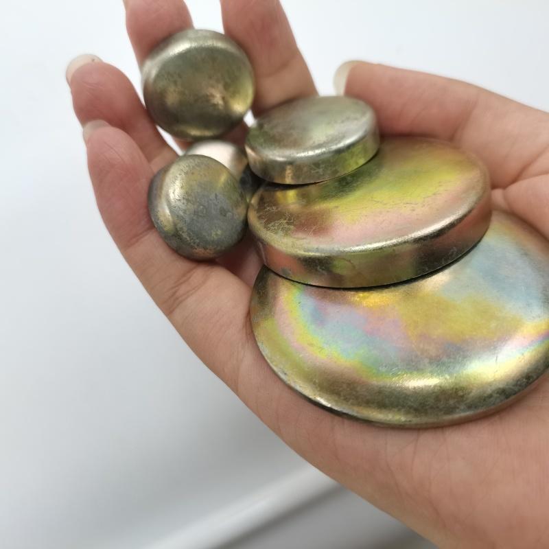 制造碳钢/铜发动机头堵水