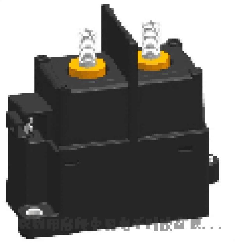 EVR300CE比亚迪高压直流接触器继电器