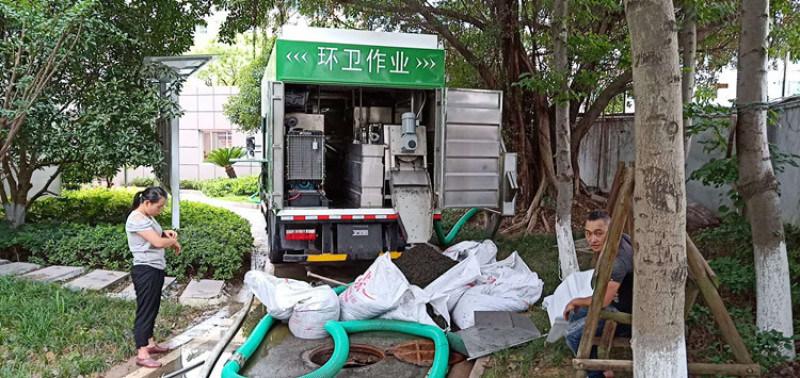 粪便干湿分离吸粪车 环保粪便净化处理车