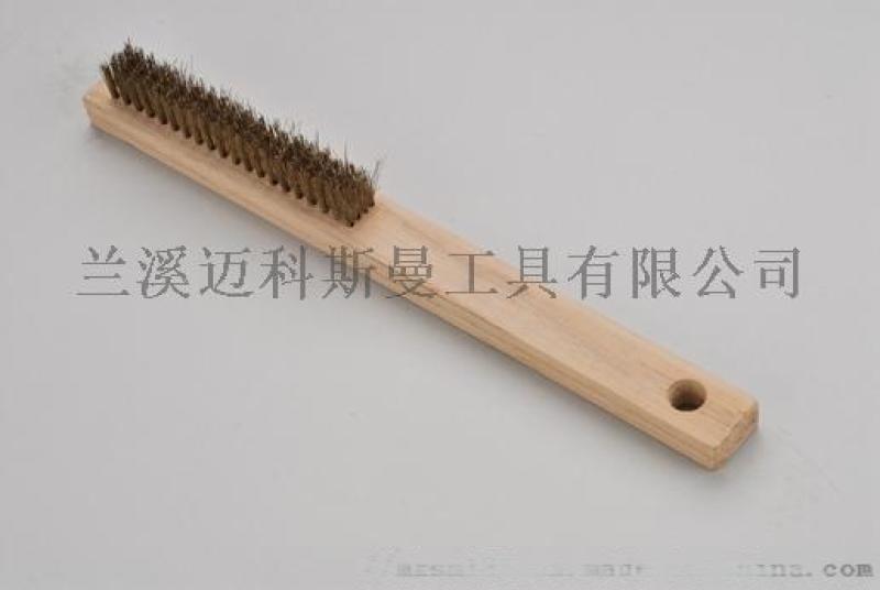銅絲刷(雜木)鋼絲刷