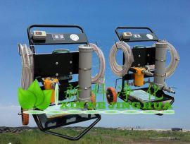 永科净化LYC-40A润滑油手推车式滤油机