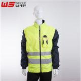 供应高能见度保暖防风服 防泼水防风保暖服