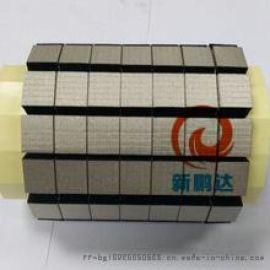 导电布胶带 格纹单面  胶带 电子电磁 可模切冲型
