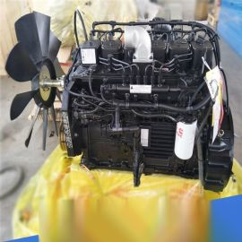 康明斯QSB发动机总成 现代挖机康明斯发动机