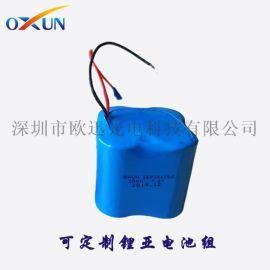 锂亚电池ER34615一次性锂亚电池组 传感器专用