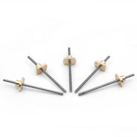 专业生产供应梯形丝杆 滚珠丝杆 微型丝杆 GQ1202