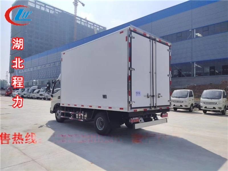 东风天锦冷藏车要多少钱,冷藏车要多少钱