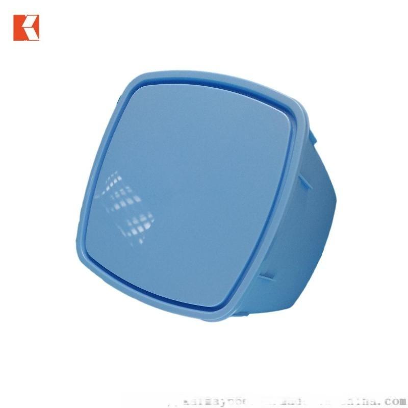 4L雪糕盒PP塑料包裝盒一次性使用冰淇淋桶大容量