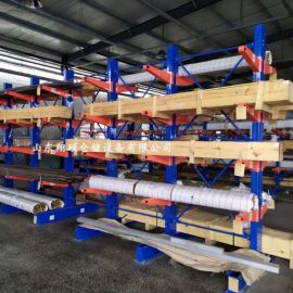 栖霞铝材悬臂货架组合式货架3层4层可定制
