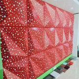 幕墙铝单板造型图案设计理念 艺术铝单板厂家