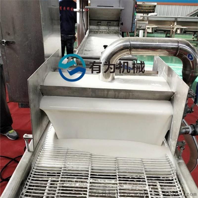 小黄鱼上浆机 有为400型潜入式上浆机技术指导