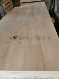 胶合板生产线  18mm超平家具板 E0级衣柜板