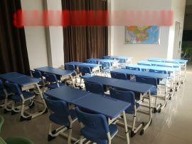 幼儿园桌椅塑料桌子学生学习课桌椅加厚