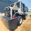 内燃式叉车越野性能强 港口集装箱越野叉车4吨