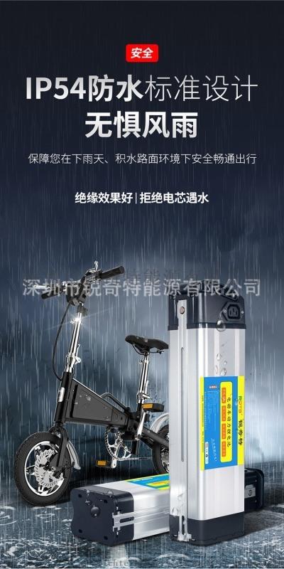RQTB36V48V新國標     鋰電池12AH15AH20AH銀魚海霸寶燕惠業 修改 本產品支持七天無理由退貨