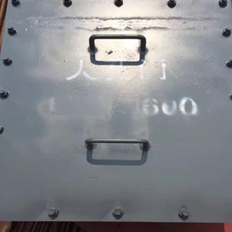 不鏽鋼304矩形保溫人孔