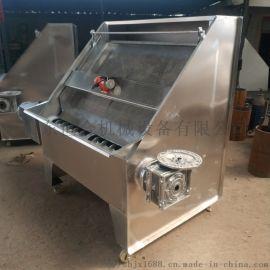 斜筛式干湿分离机,粪便脱水机,鸡粪猪粪分离机