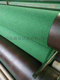 盖土防尘环保用绿色土工布