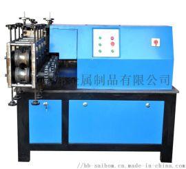 工厂直供铁艺设备 冷轧压花机 锻料机 扁铁方钢方管