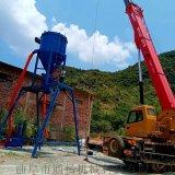 30吨输送量粉煤灰装车机负压吸送式气力输送机