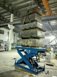 汽车升降台双体固定起重机南开区工业设备剪叉货梯