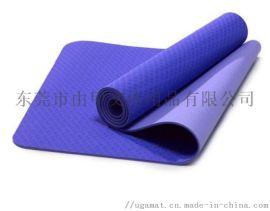 UGA国际流行环保健康防滑吸汗家用瑜伽垫礼品瑜伽垫