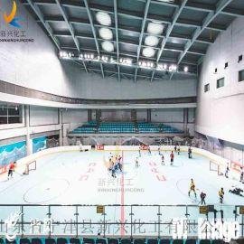 旱地冰球场板墙 轮滑场围挡 冰球场围栏性能参数