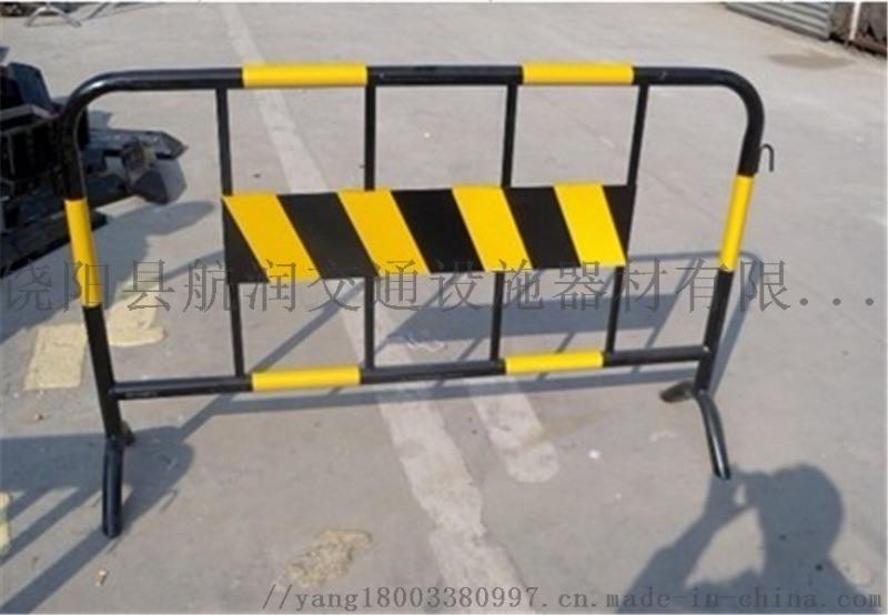 移動護欄鐵馬護欄臨時道路護欄