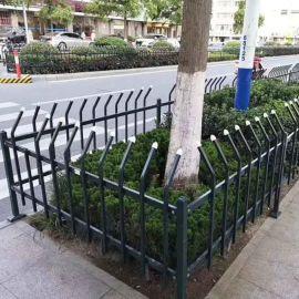 pvc塑钢护栏 围墙小区护栏