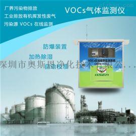 防爆型vocs废气无组织排放监测系统