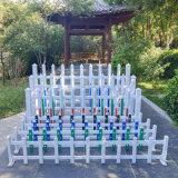 南京pvc护栏厂家 pvc小区围墙护栏