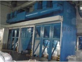 电厂锅炉除尘器维修_40吨锅炉烟气脱硫塔-源泰