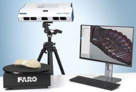 法如FARO蓝光三维扫描仪, 3d扫描仪公司